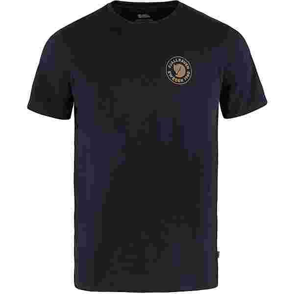 FJÄLLRÄVEN 1960 Logo T-Shirt Herren dark navy