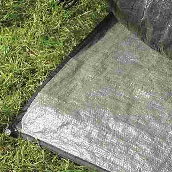 Outwell Footprint Pinedale 6PA Zeltunterlage grey