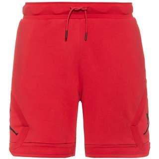 Nike Essentiell Jumpman Basketball-Shorts Herren gym red-black