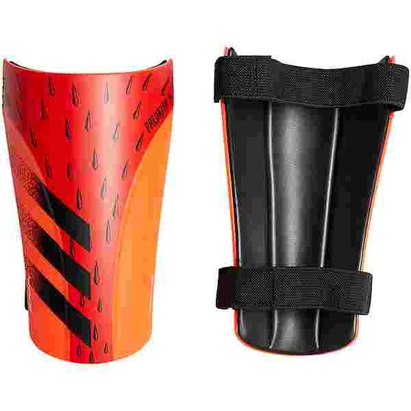 adidas PRED SG TRN Schienbeinschoner solar red