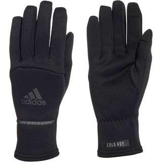 adidas Cold Ready Laufhandschuhe black-black-black reflective