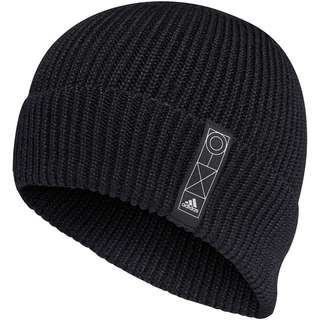 adidas 4CMTE Beanie Herren black-black-black reflective