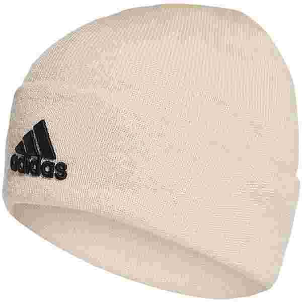 adidas Woolie Beanie Herren wonder white-black