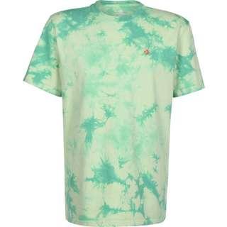 CONVERSE Marble T-Shirt Herren grün