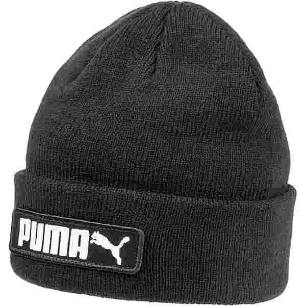PUMA CLASSIC Beanie Kinder puma black