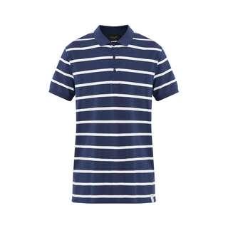 Finn Flare Poloshirt Herren dark blue