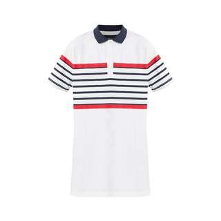 Finn Flare Poloshirt Herren white