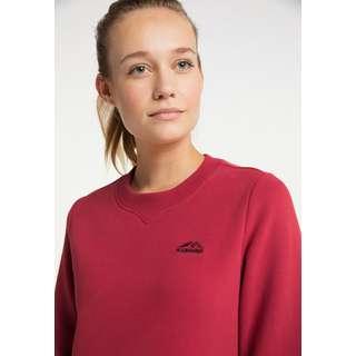 Icebound Sweatshirt Damen Rot