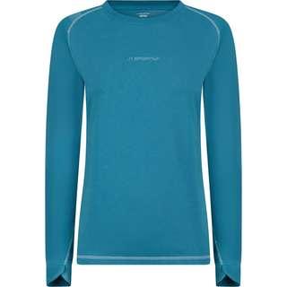 La Sportiva Futura Klettershirt Damen blue