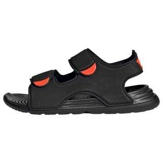 adidas Swim Sandale Badelatschen Kinder Core Black / Core Black / Cloud White