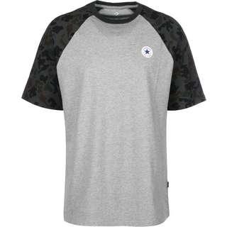 CONVERSE Chuck Patch Camo T-Shirt Herren olive/charcoal