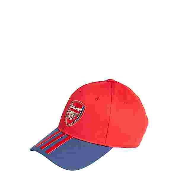 adidas FC Arsenal Baseball Kappe Cap Herren Scarlet / Mystery Blue