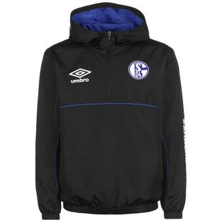 UMBRO FC Schalke 04 Icon Trainingsjacke Herren schwarz