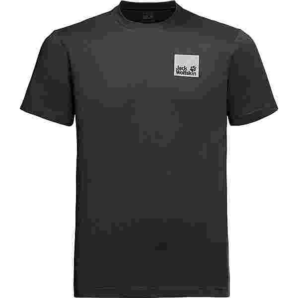 Jack Wolfskin RAINBOW PAW T-Shirt Herren phantom