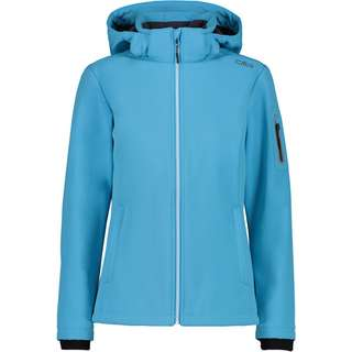 CMP Softshelljacke Damen azzurro-titanio