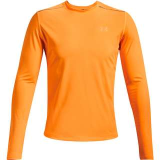 Under Armour Empowered Funktionsshirt Herren omega orange-omega orange-reflective