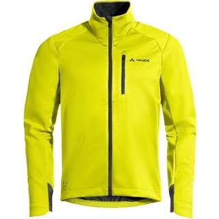 VAUDE Posta Fahrradjacke Herren neon yellow