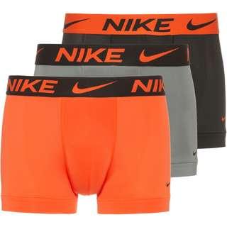 Nike Essential Shorts Herren orange-cool grey-black