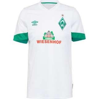 UMBRO Werder Bremen 21-22 Auswärts Trikot Herren weiß