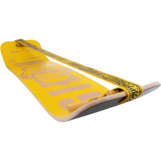 GIBBON Giboard Set Bonzo Classic Trainingsboard gelb