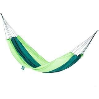 AMAZONAS Silk Traveller Hängematte grün