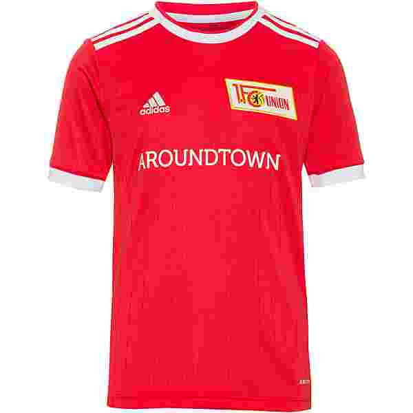 adidas 1. FC Union Berlin 21-22 Heim Trikot Kinder vivid red