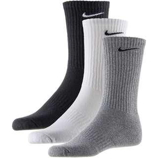 Nike EVERYDAY Socken Pack white-black-carbon heather-black-black-white