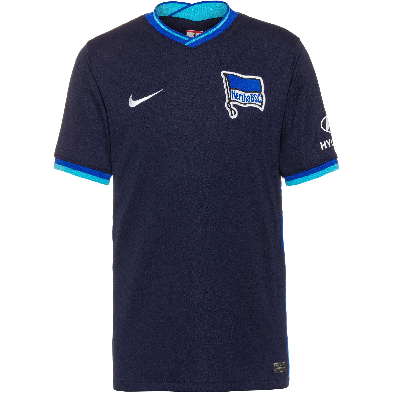 Nike Hertha BSC 21-22 Auswärts Trikot Herren