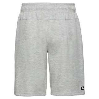 BIDI BADU Danyo Basic Short Tennisshorts Herren hellgrau