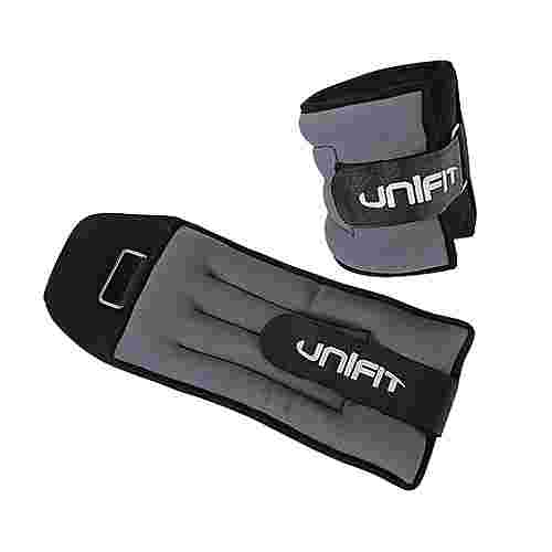 unifit Gewichtsmanschette schwarz/grau