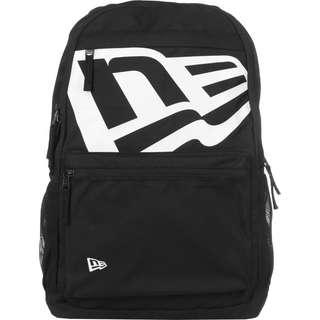 New Era Rucksack Delaware Pencil Daypack schwarz