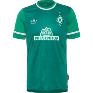 UMBRO Werder Bremen 21-22 Heim Trikot Herren grün