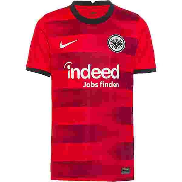 Nike Eintracht Frankfurt 21-22 Auswärts Trikot Kinder university red-white