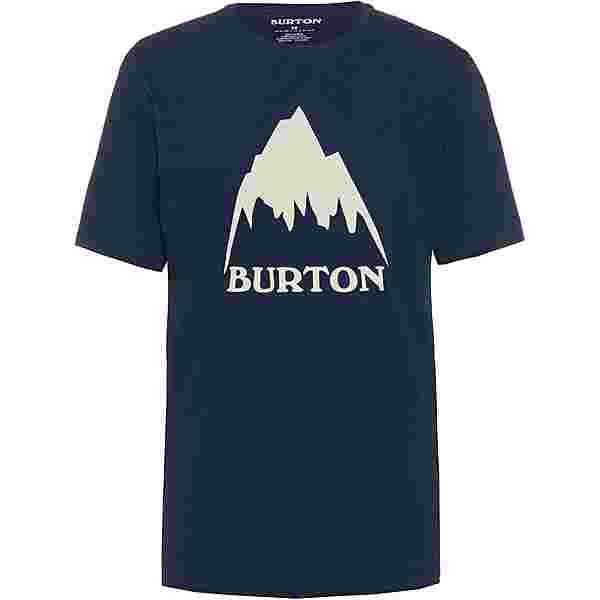 Burton Classic MTN High T-Shirt Herren dress blue