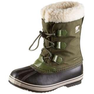 Sorel YOOT PAC WP Stiefel Kinder hiker green