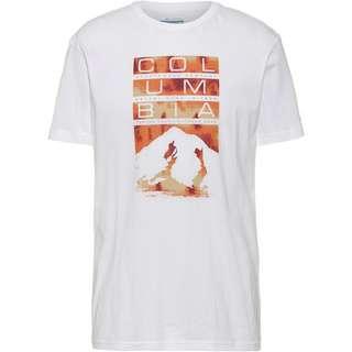 Columbia REBEL RIDGE T-Shirt Herren white
