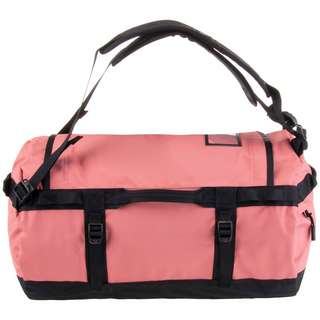 The North Face BASE CAMP DUFFEL S Reisetasche faded rose-tnf black
