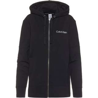 Calvin Klein Sweatjacke Damen black