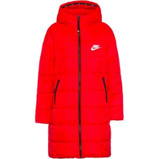 Nike NSW Parka Damen chile red-black-white