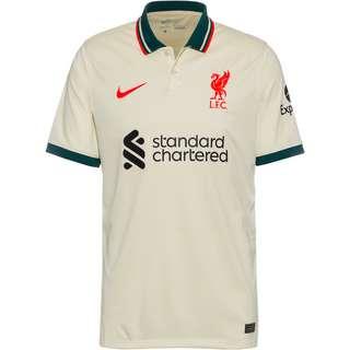 Nike FC Liverpool 21-22 Auswärts Trikot Herren pale ivory-fossil-bright crimson