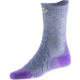 Therm-ic Trecking ultra cool Wandersocken Damen grey-purple