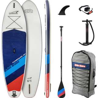 """WhiteWater SUP SET Deepwater  10'8"""" x 34"""" x 5"""" SUP Sets deepwater"""