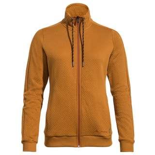 VAUDE Women's Redmont Cotton Jacket Outdoorjacke Damen silt brown