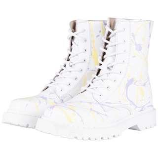 Born Originals Ankle Boot W4 Boots Damen weiß