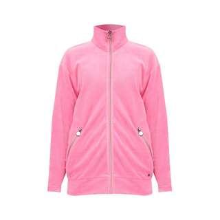 Finn Flare Sweatjacke Damen pink