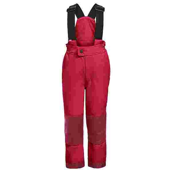 VAUDE Kids Snow Cup Pants III Trekkinghose Kinder crocus/passion