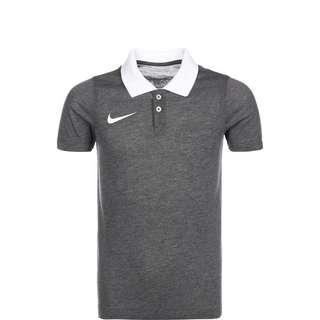 Nike Park 20 Poloshirt Kinder dunkelgrau / weiß