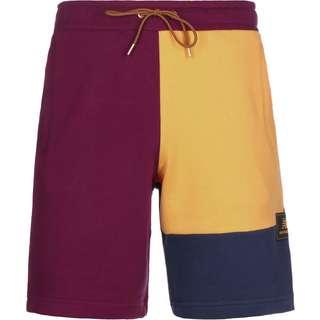 NEW BALANCE Athletics Higher Learning Fleece Shorts Herren weinrot
