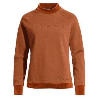 VAUDE Women's Mineo Pullover II Sweatshirt Damen terra