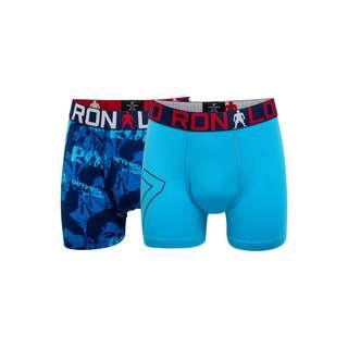 CR7 Cristiano Ronaldo Retro Pants BOYS Boxer Kinder Blau/Türkis (539)